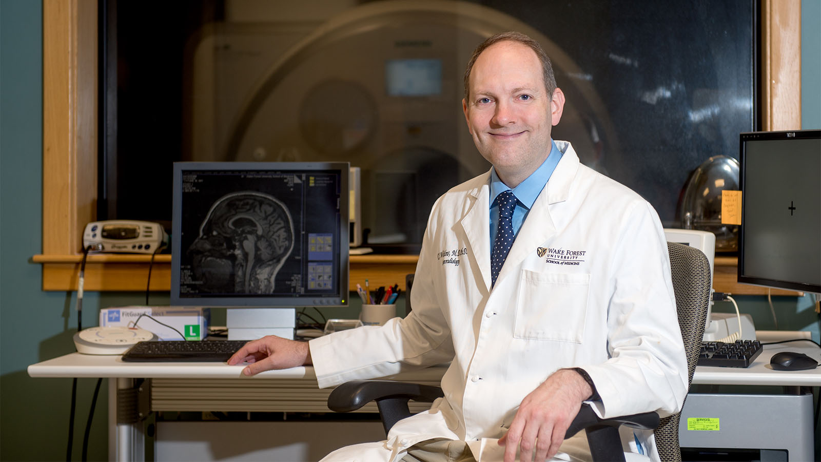 Christopher Whitlow, MD, PhD