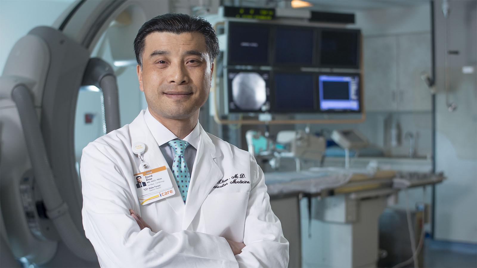 David Zhao, MD, PhD