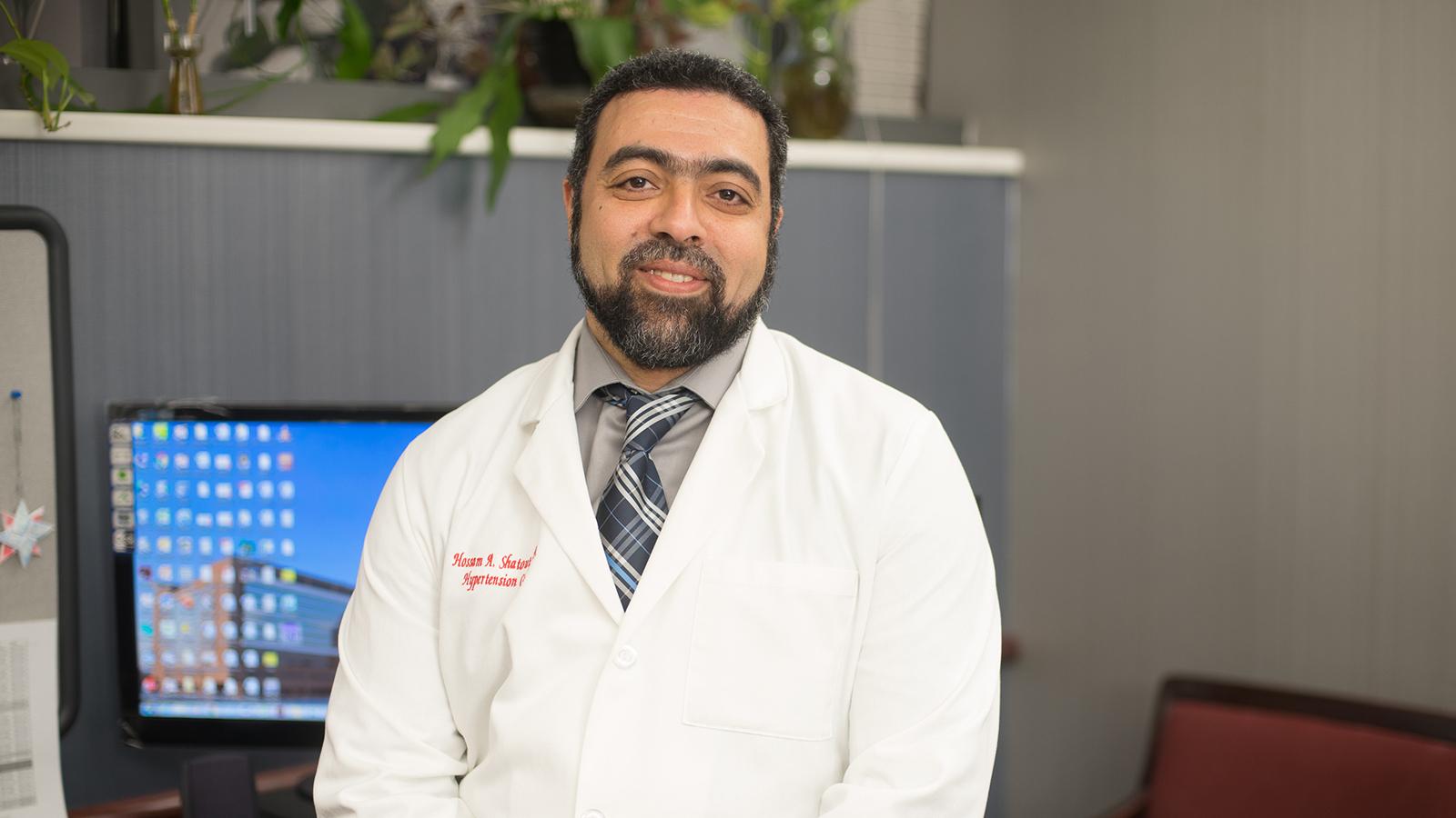 Hossam Shaltout, PhD