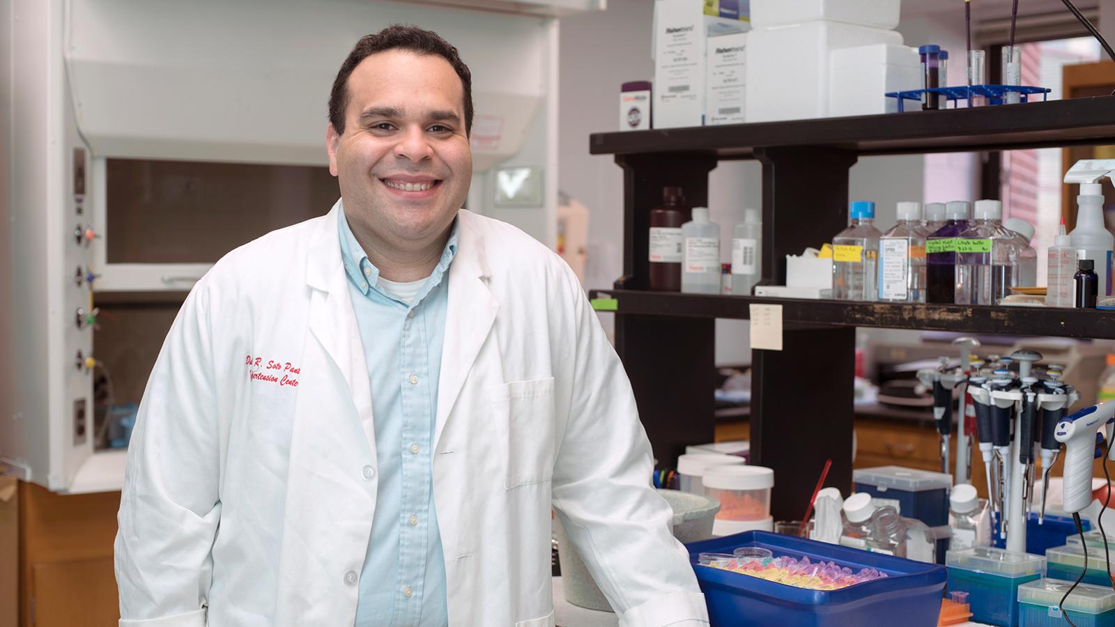 David Soto-Pantoja, PhD