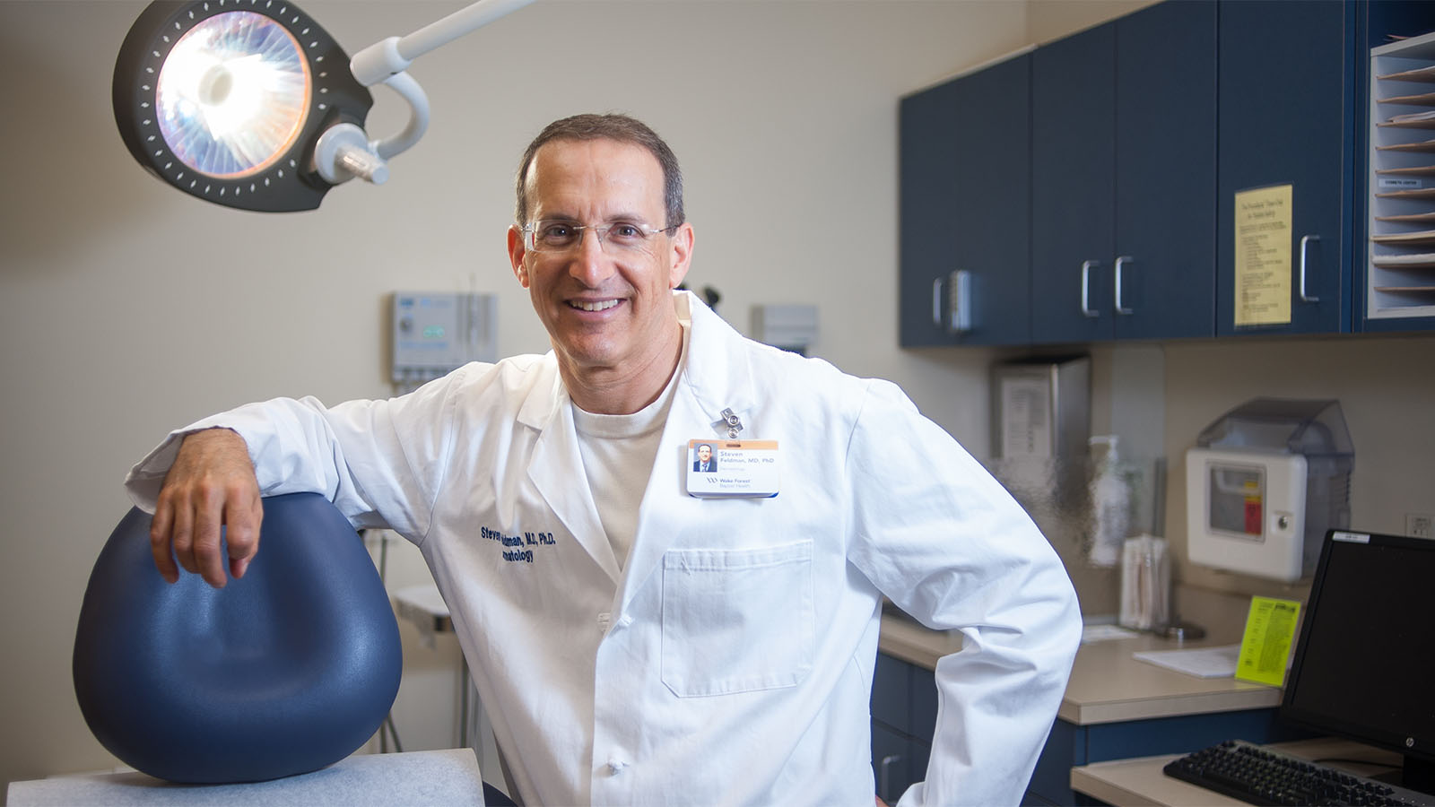 Steven Feldman, MD, PhD